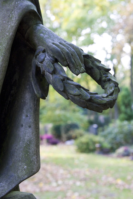 Friedhofsfigur