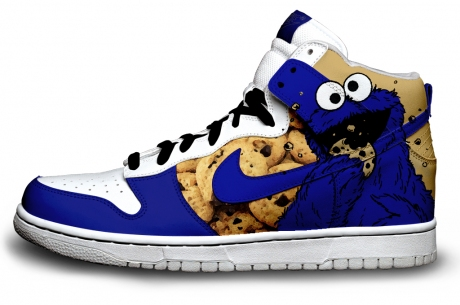 Sneaker_cookie-monster