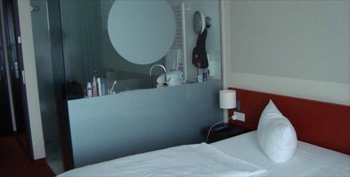 Loft-Hotelzimmer