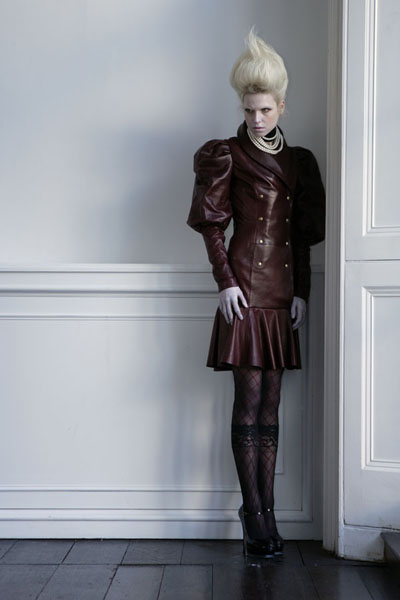 Jayne Pierson Autumn / Winter 2010 collection