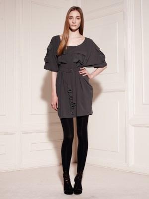 Schwarzes kleid blickdichte strumpfhose