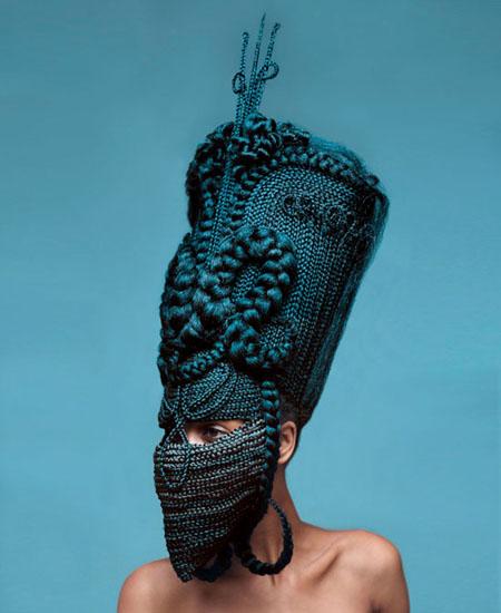 Tresse agoche  - Frisuren von Hairdesignerin Joanne Petit-Frere