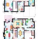 house_of_simpson_family___both_floorplans