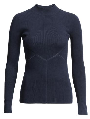 H&M Herbstmode 2014: eng anliegender Pullover mit langen Ärmeln