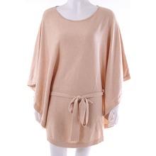 Pullover im Poncho-Stil mit Gürtel von Apart.