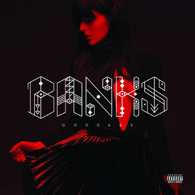 CD-Cover: Banks - Goddess