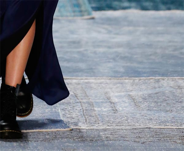 Berlin Fashion Week: Isabell de Hillerin