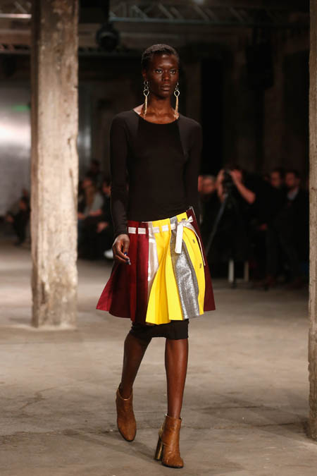Bobby Kolade Show - Mercedes-Benz Fashion Week Berlin Autumn/Winter 2015/16