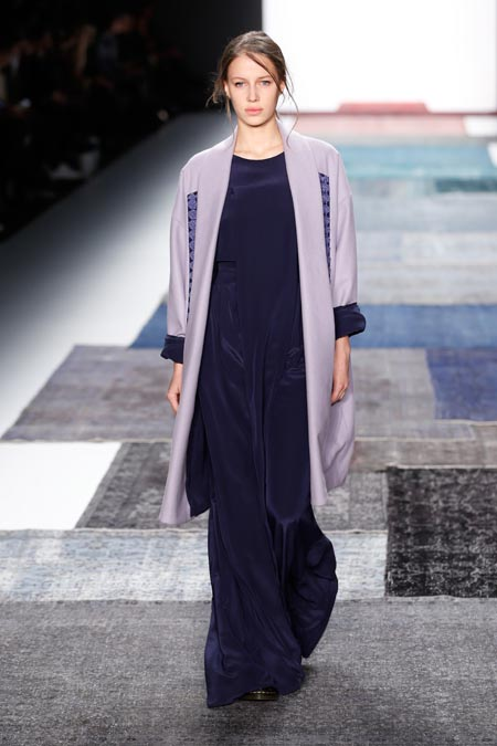 Isabell de Hillerin Show - Mercedes-Benz Fashion Week Berlin Autumn/Winter 2015/16