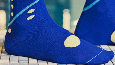 Warum Socken das beste Ostergeschenk sind