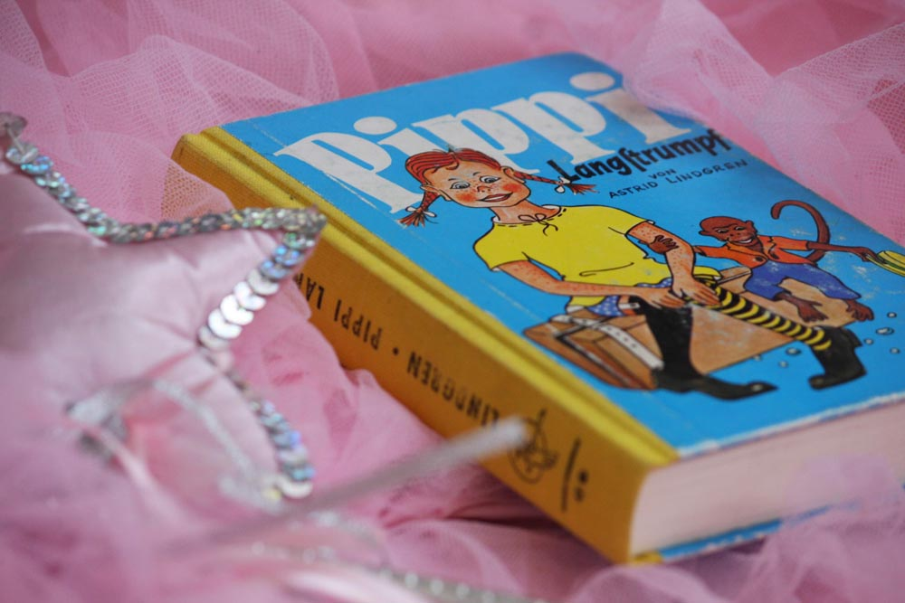 Pippi Langstrumpf - Pippi Longstocking