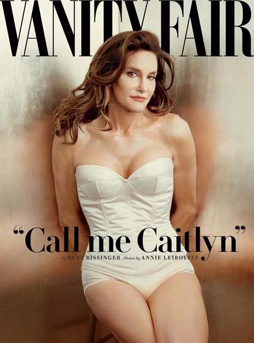 Caitlyn Jenner auf der Vanity Fair