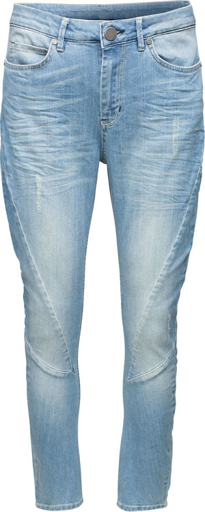 Jul 02, · Best Answer: Boyfriend jeans are basically the opposite of skinny jeans. Instead of being tight, they are loose and relaxed - as if you were wearing guy jeans. Instead of being tight, they are loose and relaxed - as if you were wearing guy stilyaga.tk: Resolved.
