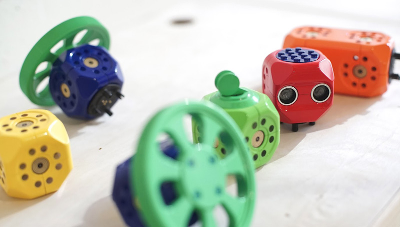 Spielzeugtag: Robo macht was ich will