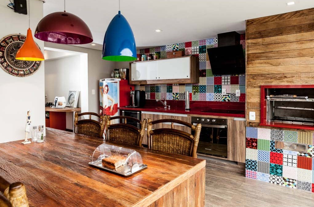 Werkstatt oder Thronsaal: Die Küche