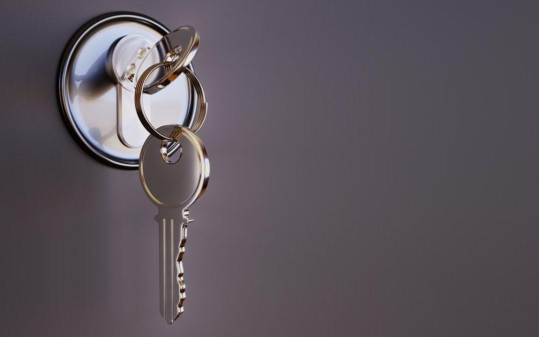 Schlüssel vergessen? Passiert mir nicht mehr – hoffe ich!